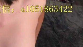 China-流出极品美乳华裔靓妹李凯莉穿着性感网袜被黑人男友后人嫩穴貌似最近奶子又大了