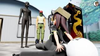 正式版【面具子VS罪袋】(章节4)