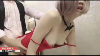 asian bunny girl cosplay sucks and fucks in hotel