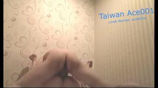 Ace001 研究生約我到網咖打線上遊戲, 最後我也給她實戰教學了一番 台灣 自拍 taiwan